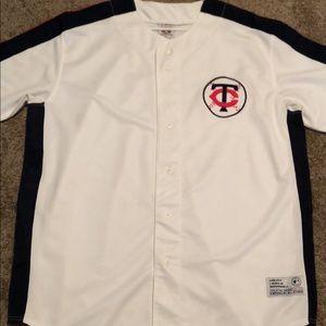 Other - Minnesota Twins plain jersey